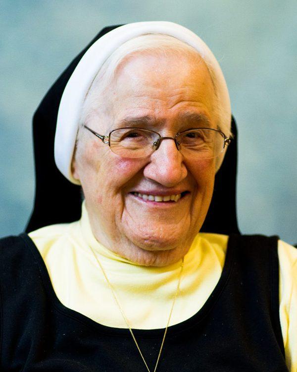 "Sister M. Victoria ""Lorenzia"" Marconi, OSB"