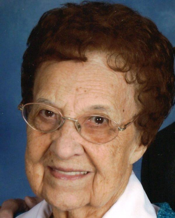 Mary V. Gahr