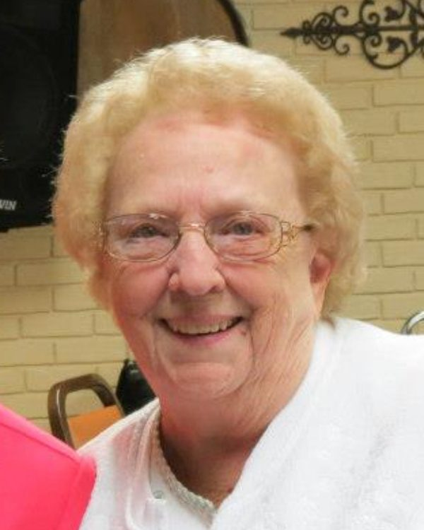 Martha M. Tucker